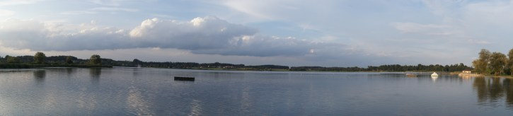 Panorama Chiemsee