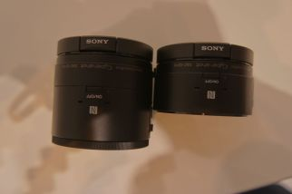 Sony QX 10 vs. QX100 Vergleich