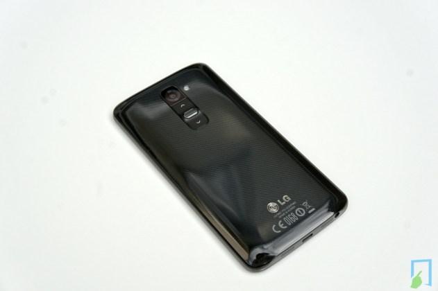 LG G2 Rückseite