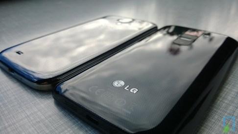 Galaxy S4 vs LG G2 Vergleich