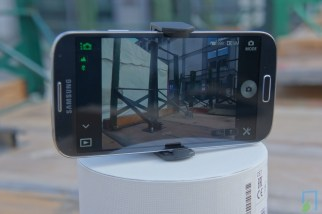 SONY QX10 Samsung Galaxy S4