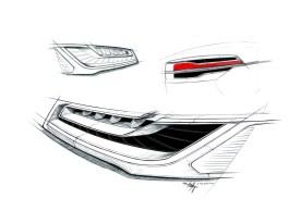 Audi A8 Matrix LED Design