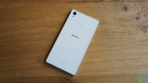 Sony Xperia Z1 Rückseite