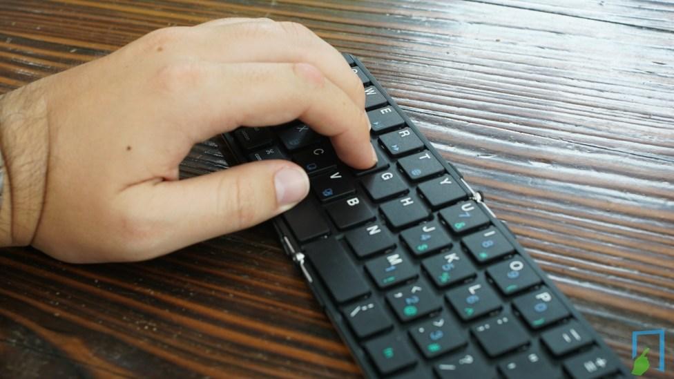 Flyshark Tastatur Größe