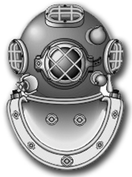 Rating_Badge 2nd Class Diver