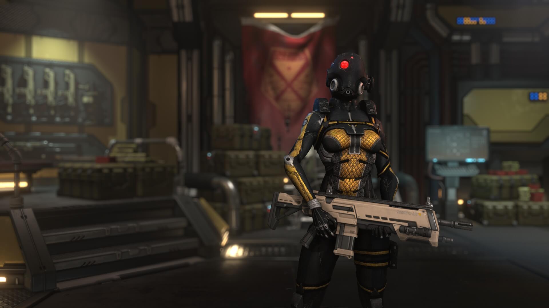 XCOM 2 - Пак Цербера из Mass Effect для WOTC – Мод-сообщество TBMods.ru