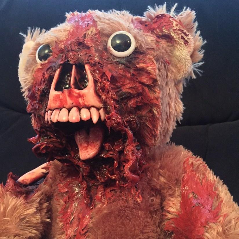 Undead Teds - Tongue Dangler