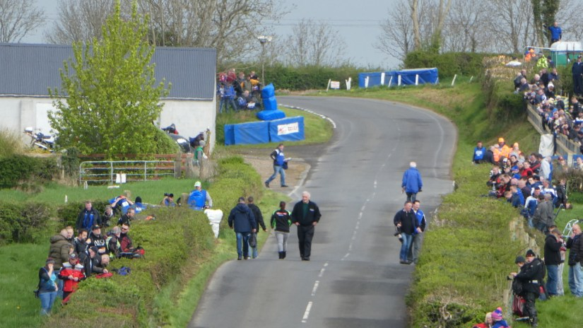 Tandragee 100 - How the view should have been!