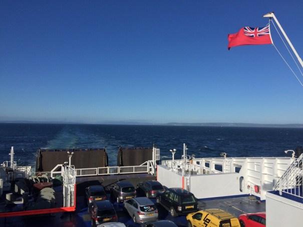 NC500 : Belfast - Cairnryan Ferry