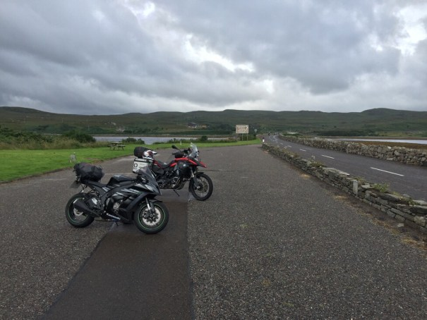 Scotland's North Coast 500 : NC500 : Breathtaking Scenery and Well Maintained Roads