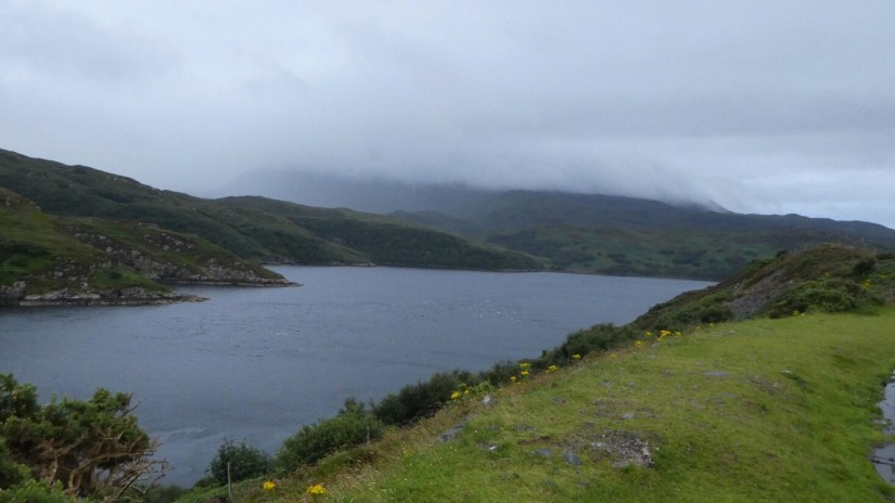 Road to Scourie - Scotland's North Coast 500 Route