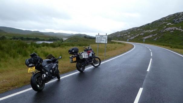 Scotland's North Coast 500 : NC500 : The Start of the North Coast