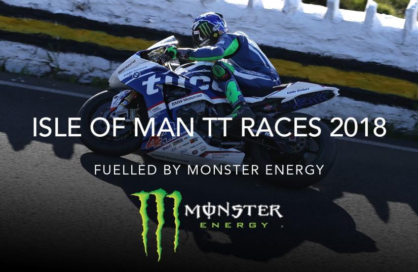 The 2018 Isle of Man TT