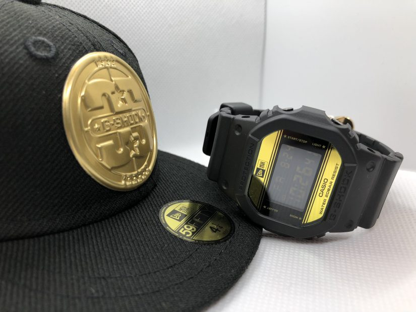 G-Shock DW5600 New Era X Limited Edition