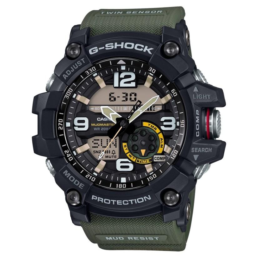 Casio G-Shock Mudmaster GG-1000