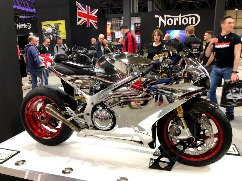 Norton Race Bike