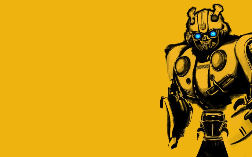 Bumblebee Wallpaper - Mac