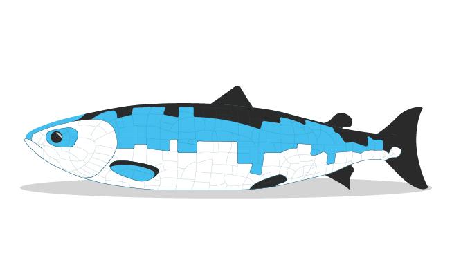 Hello Maritime Mile - The Big Fish