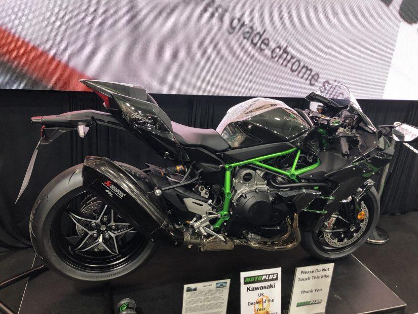 NI Motorcycle Festival 2019 : Kawasaki H2