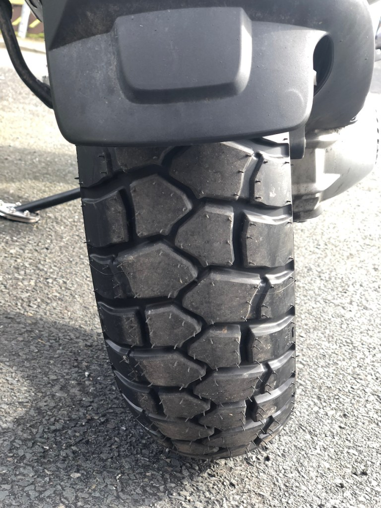 Michelin Anakee Adventure Tyres