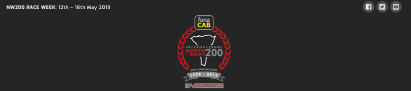 2019 NW200 Banner