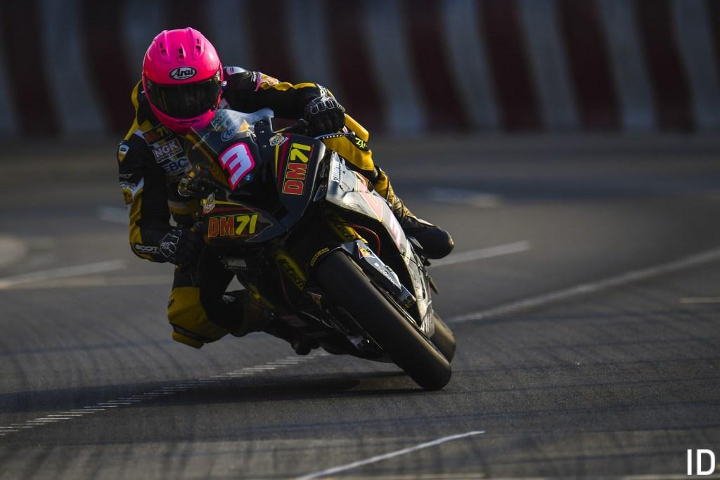 2019 Macau GP - Davy Morgan