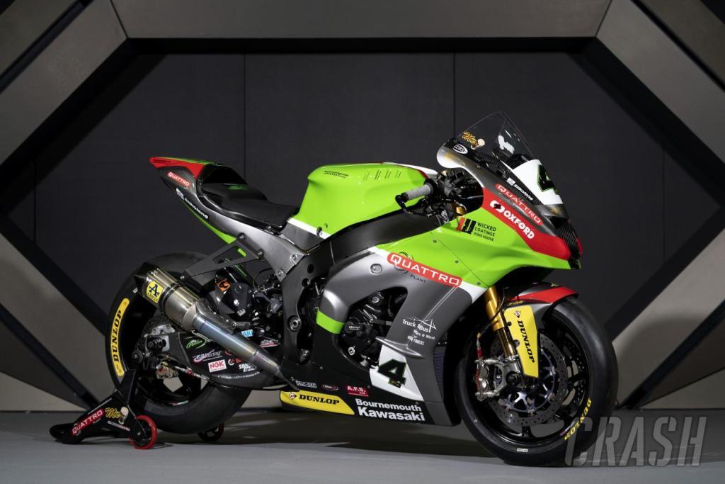 2020 Road Racing Rumours : 2020 Bournemouth Kawasaki