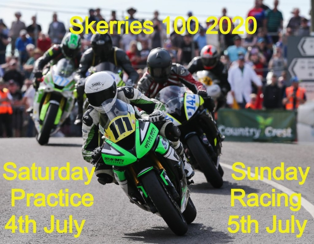 2020 Skerries 100 Cancelled