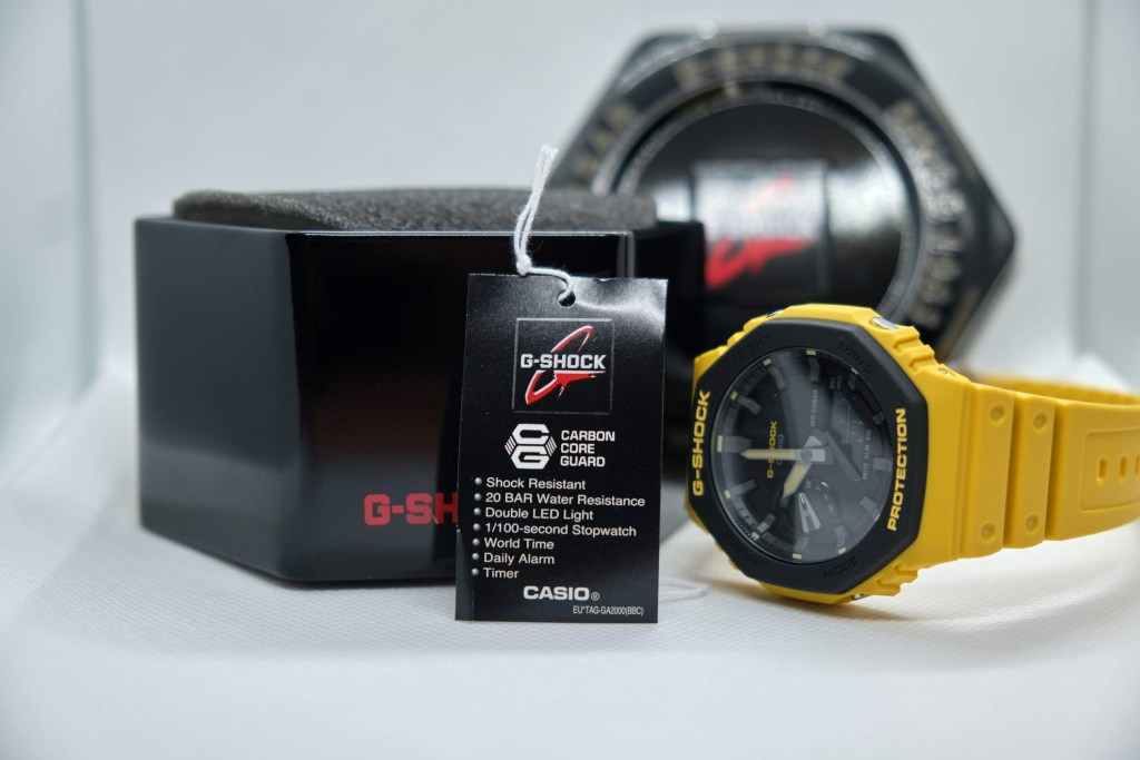 G-Shock 'CasiOak' GA-2110SU-9AER