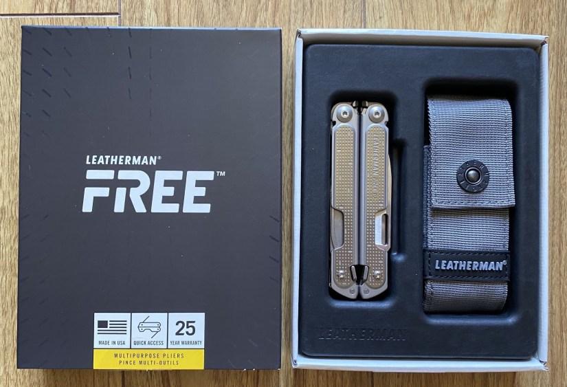 Leatherman Free P2