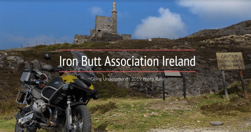 Iron Butt Association Ireland 2019 Photo Rally