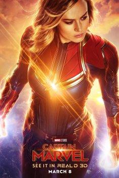 Capitã Marvel Torrent - HDCAM 720p Dublado