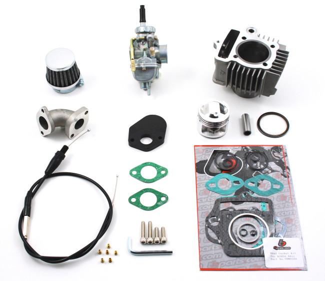 Honda Crf50 Wiring Diagram Tbparts Vintage Honda 88cc Big Bore Amp Carb Kit All Atc70
