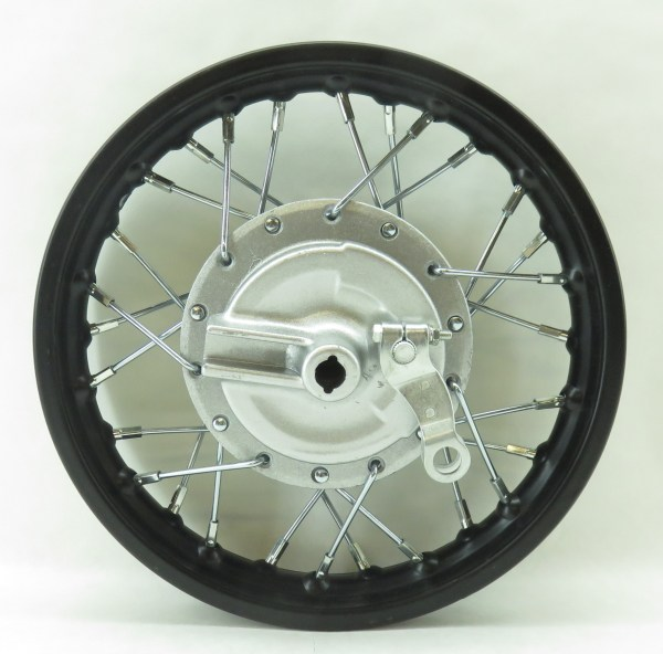 "Crf50 & Pitbike Wheel 10"" Front Drum Fits Stock"