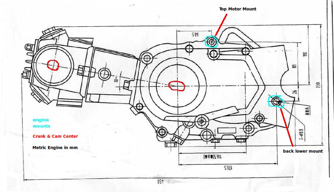 honda crf 50 engine diagram honda z50 engine diagram