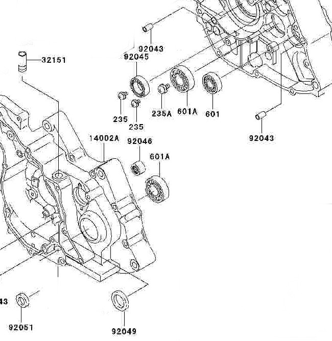 Kawasaki Klx 110l Wiring Diagram Kawasaki Side By Side