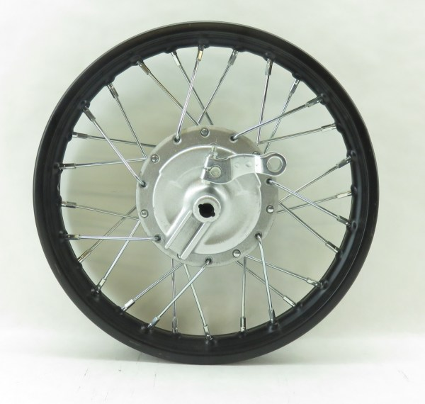 "Crf50 & Pitbike Wheel 12"" Front Drum Fits Stock"
