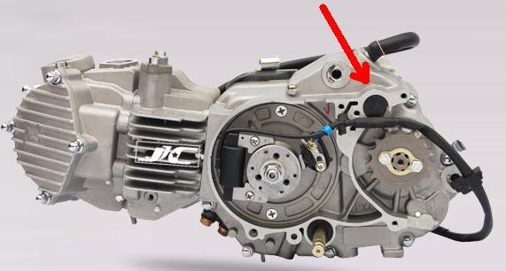 Honda Crf50 Wiring Diagram Trc Crf50 Amp Pit Bike Neutral Switch Plug Trc 2108
