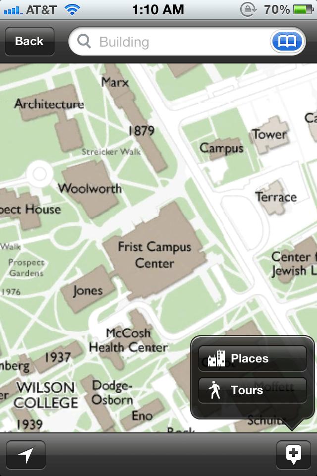 Equad Tours Princeton