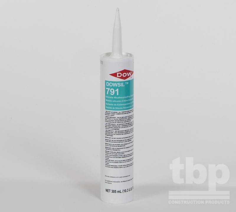 DOWSIL 791 Weatherproofing Sealant – TB Philly. Inc Philadelphia's Premier Waterproofing. Sealants and Adhesives Distributor
