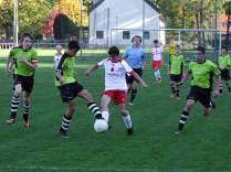 Zweikampf TB Ruit gegen Eintracht Sirnau 19.10.2013