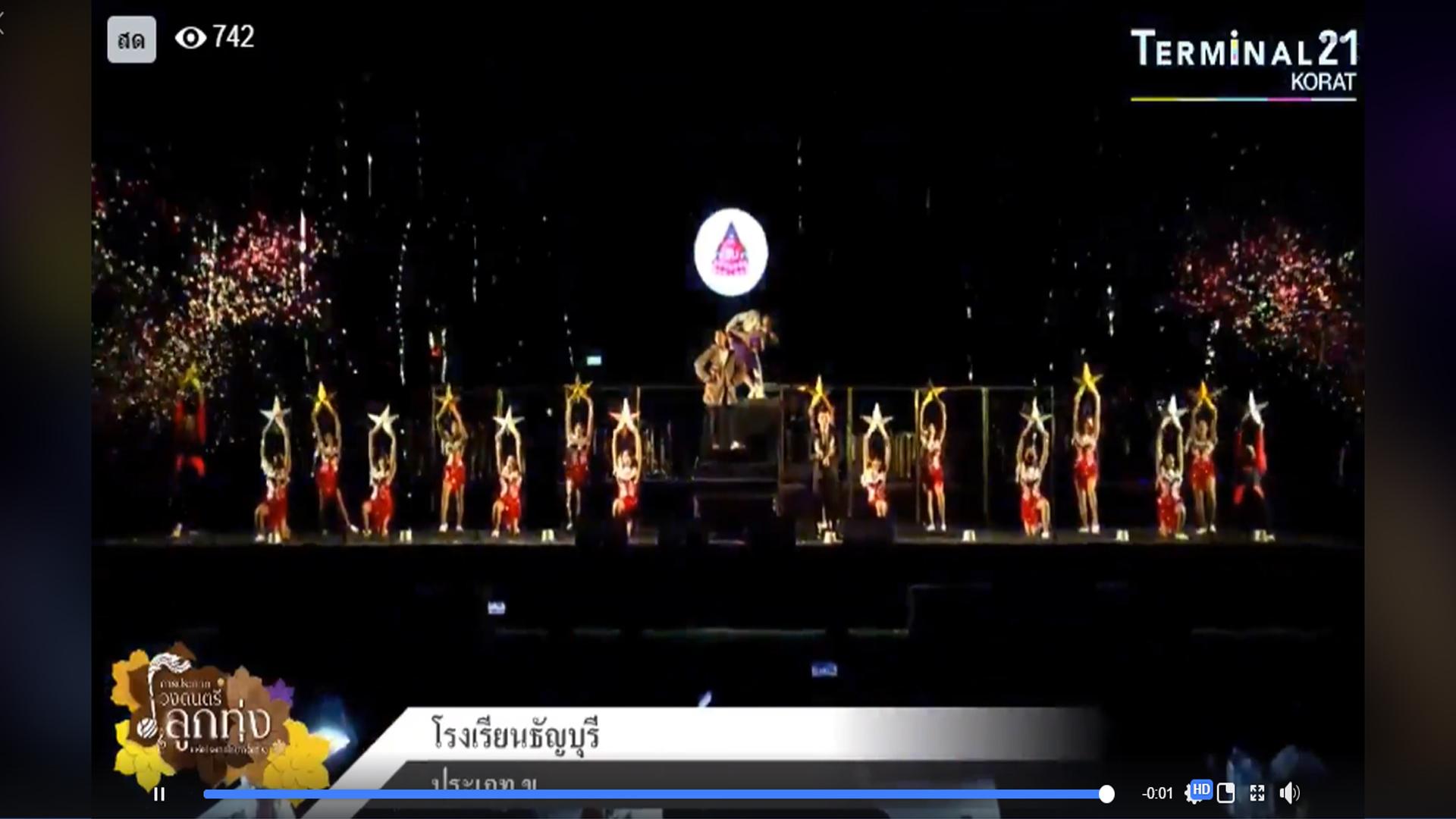 การประกวดวงดนตรีลูกทุ่งแห่งประเทศไทย ครั้งที่ ๑ ประจำปี ๒๕๖๒ ชิงถ้วยพระราชทาน พระบาทสมเด็จพระเจ้าอยู่หัว และสมเด็จพระนางเจ้าสุทิดาฯ พระบรมราชินี