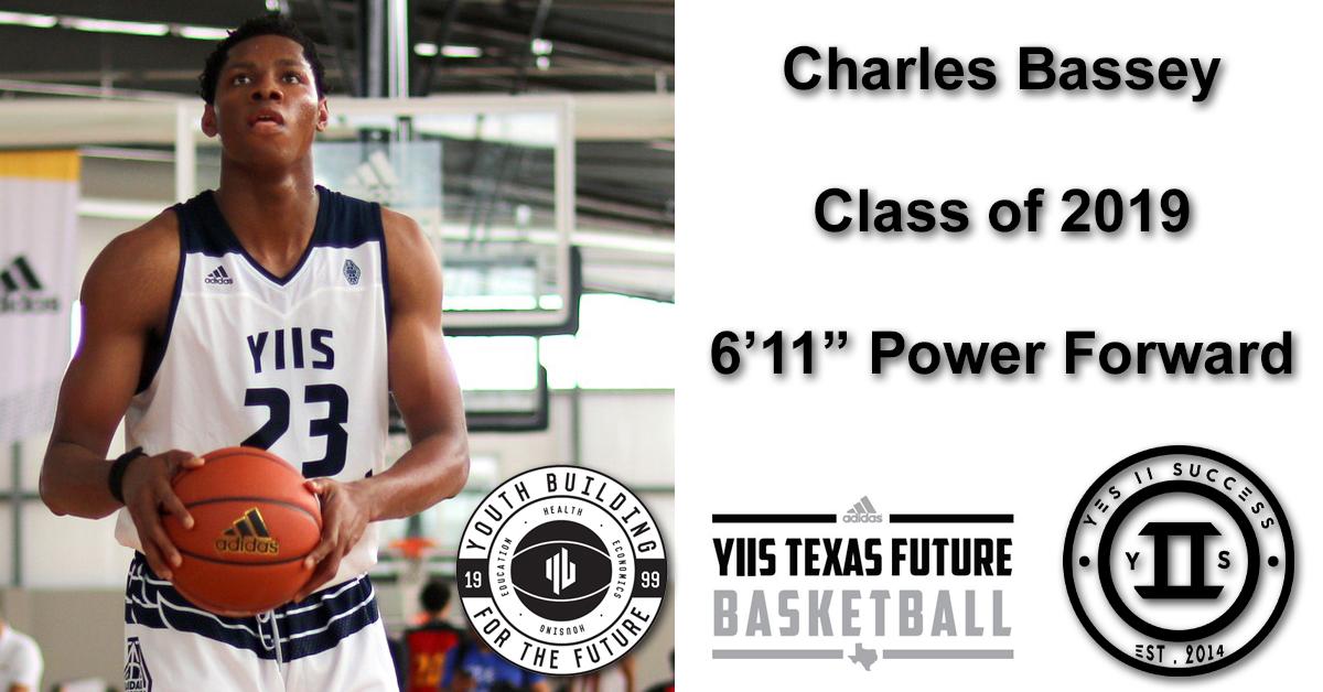 Charles Bassey 6-11