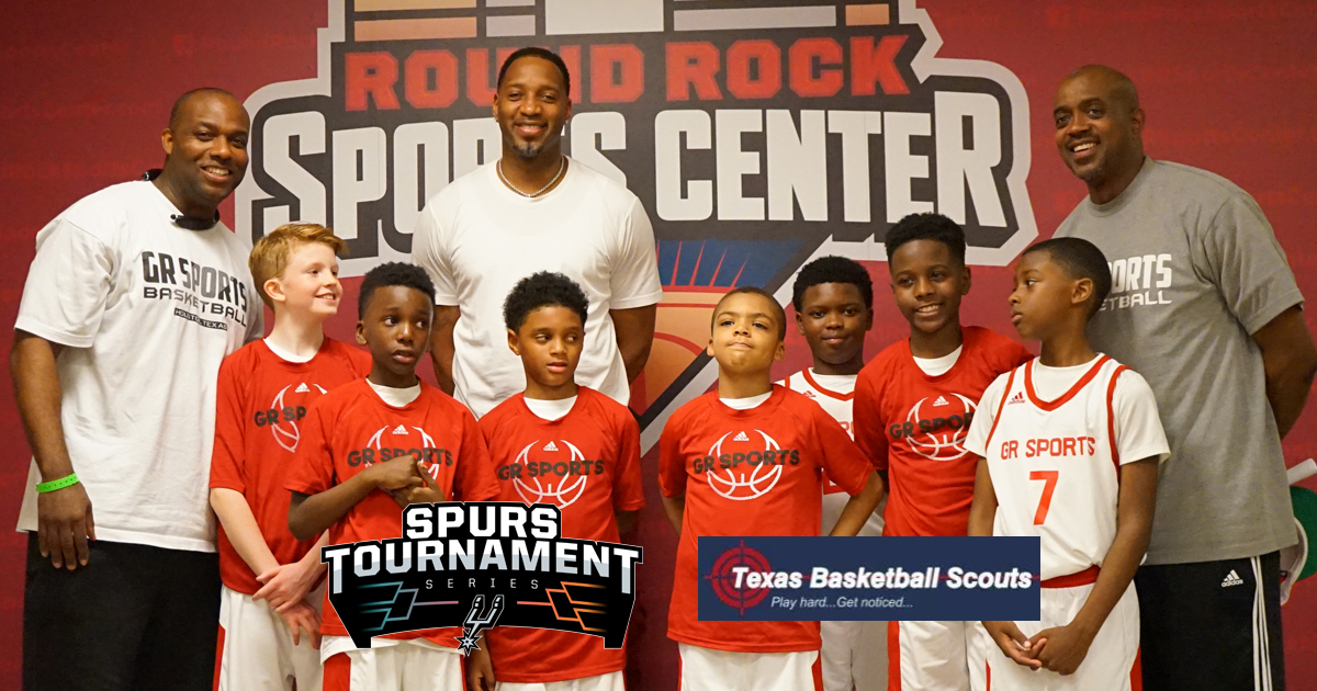 GR Sports T-Mac Group Photo