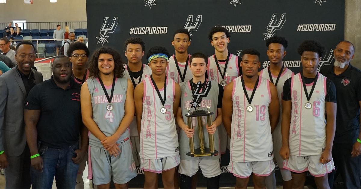 SA Dream Team Boys Varsity Basketball