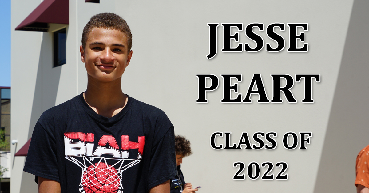 Jesse Peart Profile Pic