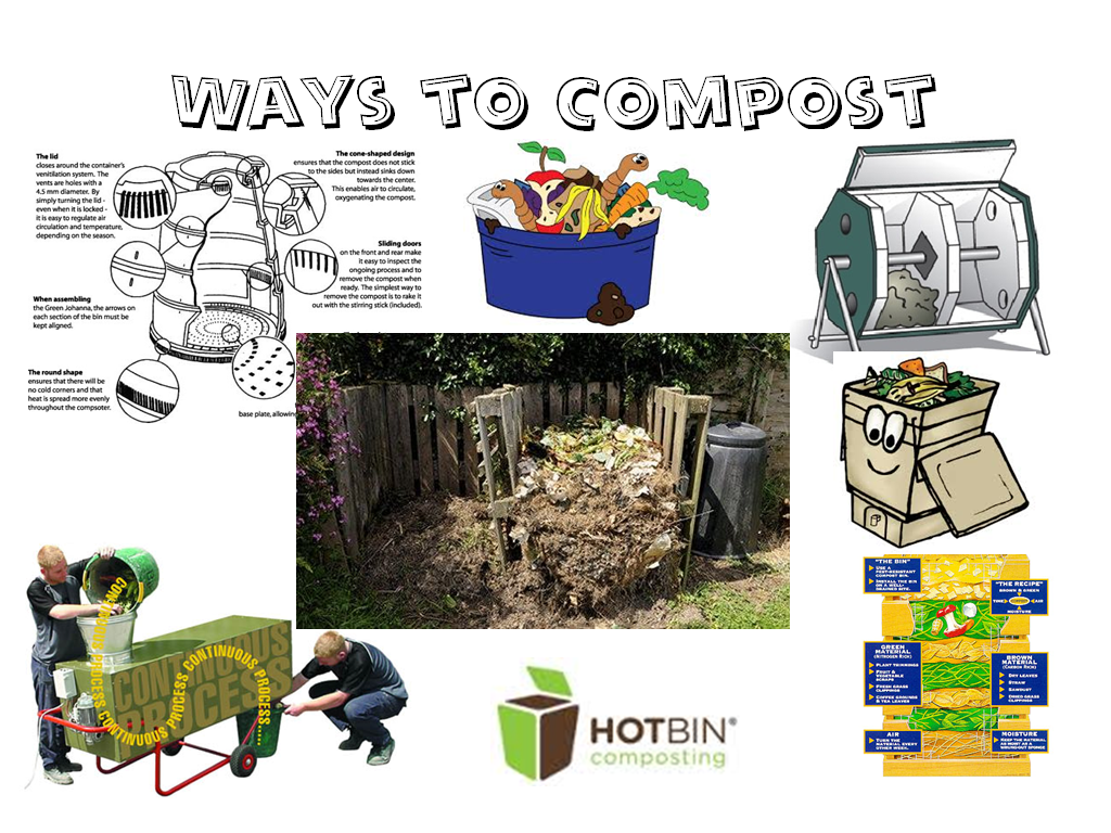 Design A Poster Compost Awaresness Week