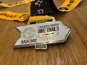 Medalia de la TBT Race 2018