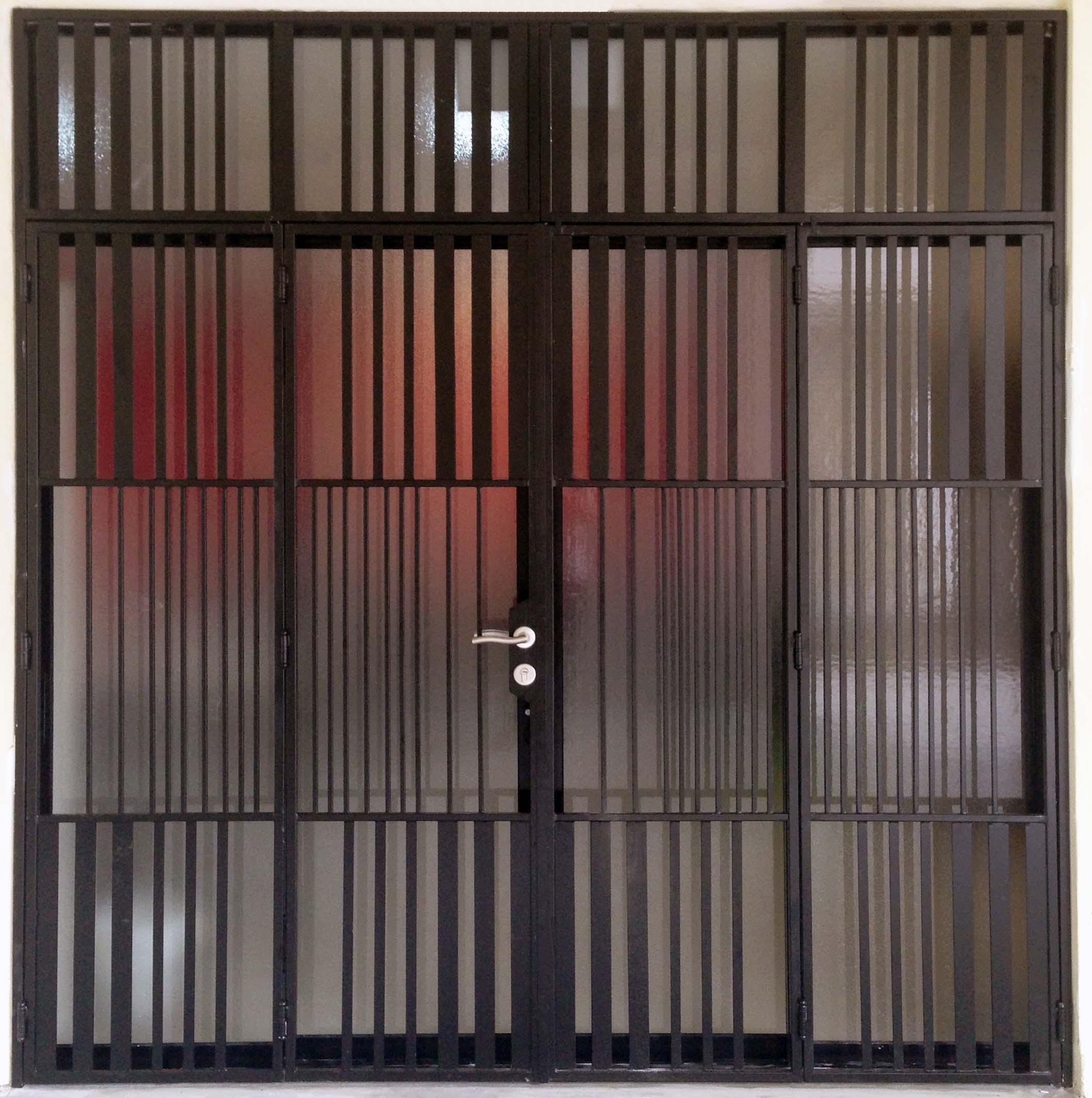 Gate Door Design