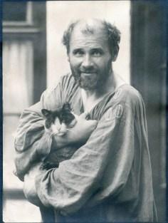 Gustav-Klimt-Photo